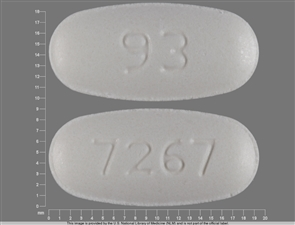 Image of MetFORMIN (Eqv-Glucophage XR)